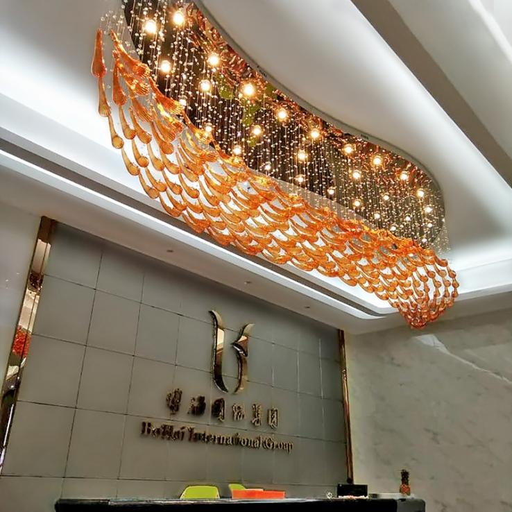 酒店工程灯具装饰作用包括哪几个部分?