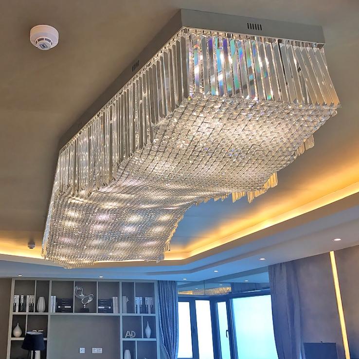 酒店工程灯具的制作要格外注意这几点问题