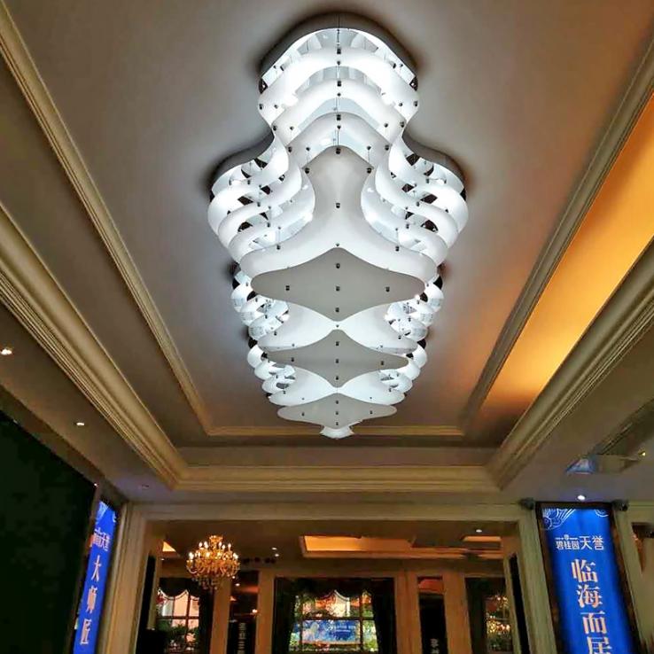 浅析酒店工程灯具具有几种不同的照明方式?