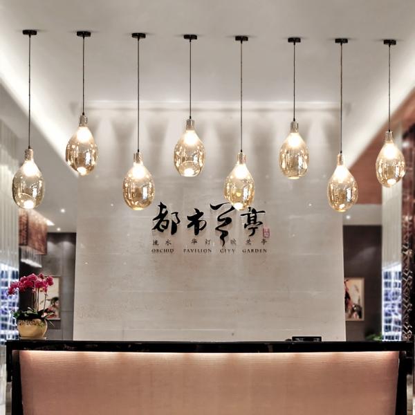 了解下酒店工程灯具尺寸及选购方法