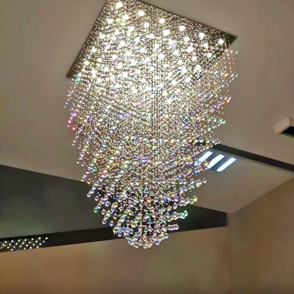 我们酒店工程灯具选择中要注意些什么