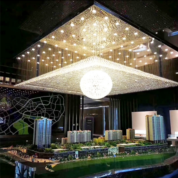 酒店工程灯具在选购时注意些什么