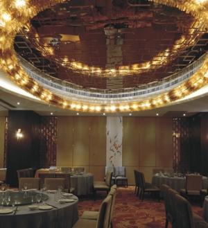 酒店工程灯具装饰性和氛围性照明的作用