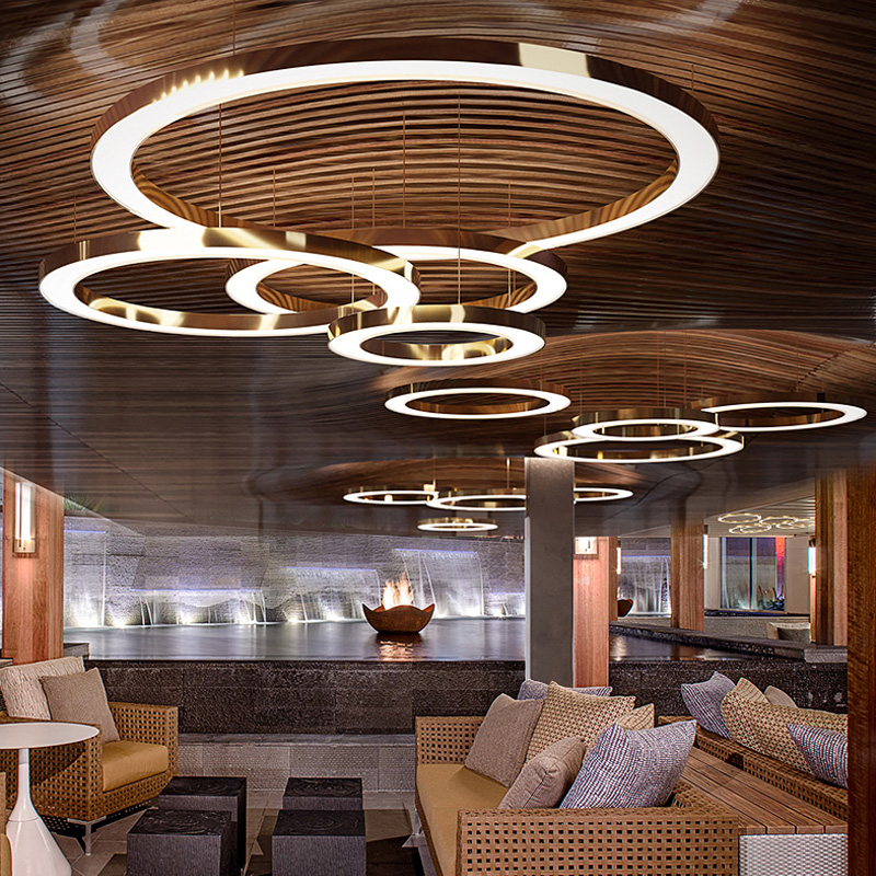 酒店灯设计