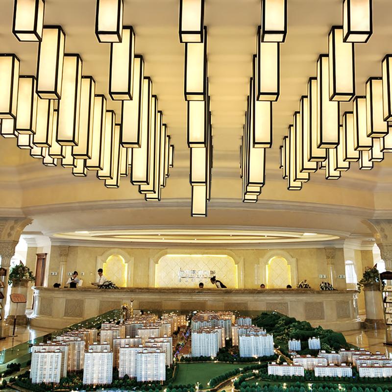 重庆酒店灯