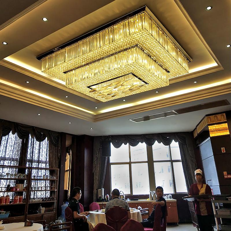 重庆酒店led照明灯具