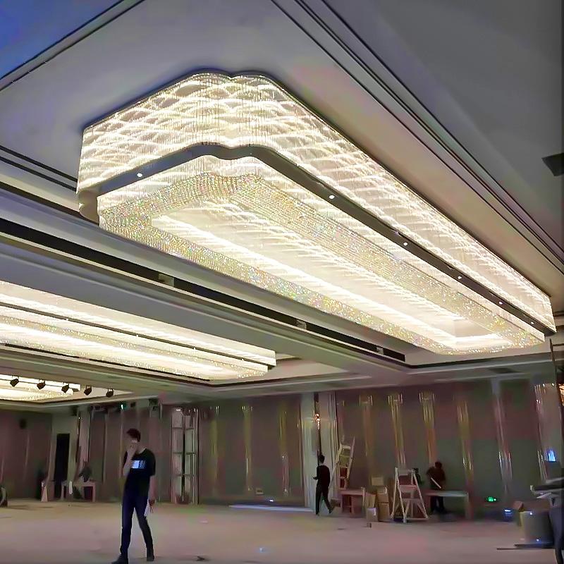 河南中式酒店灯具