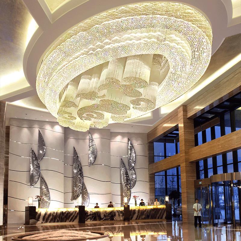 星级酒店吊灯