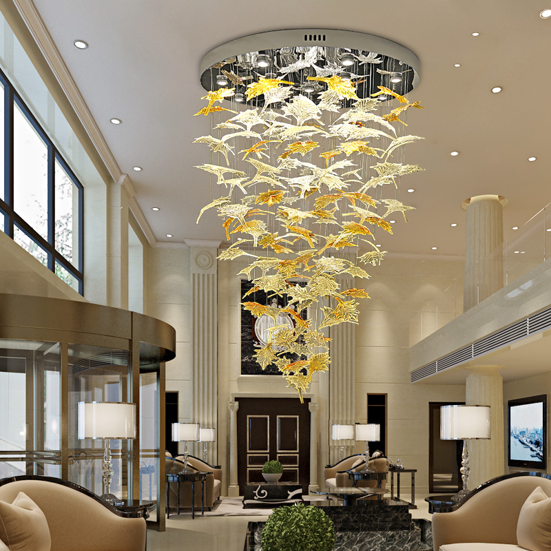 酒店照明工程灯具