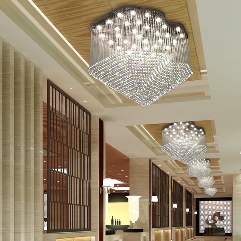 重庆酒店水晶灯