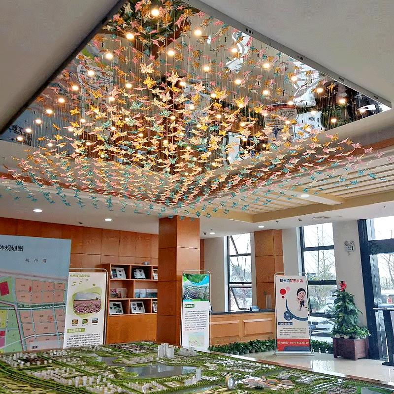 重庆酒店大堂灯具