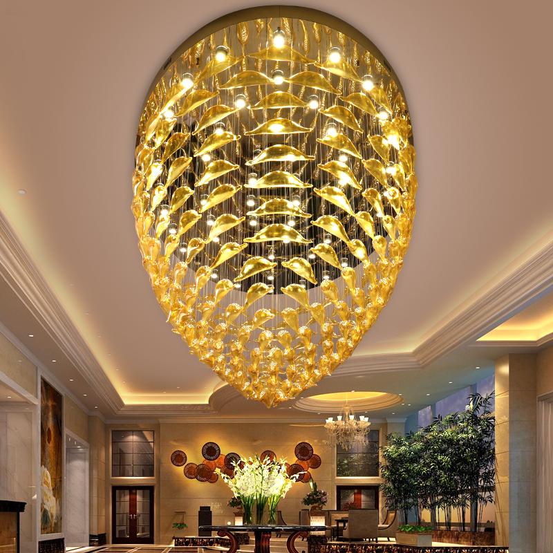 重庆酒店大堂灯