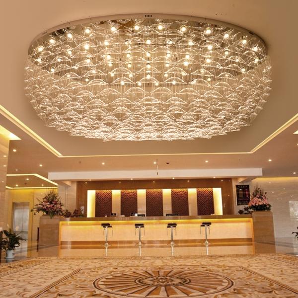 酒店灯具工程