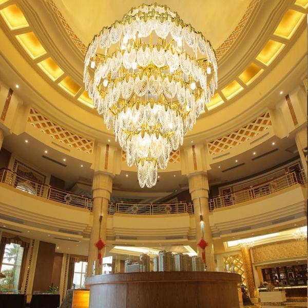 宾馆大厅灯饰