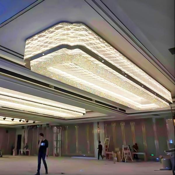 中式酒店灯具