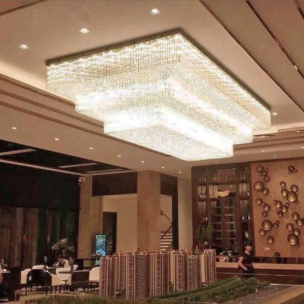 酒店灯具方案