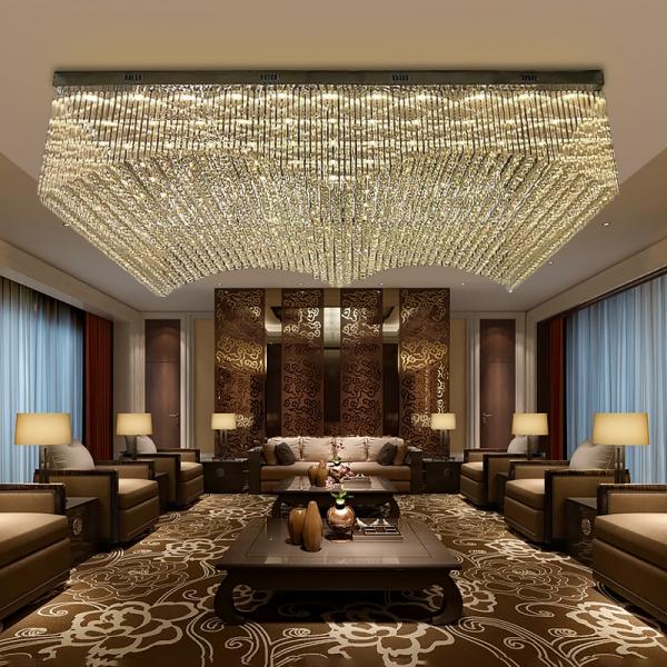 酒店灯具选购