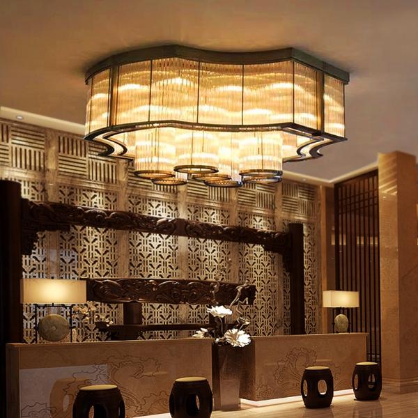 酒店灯饰工程