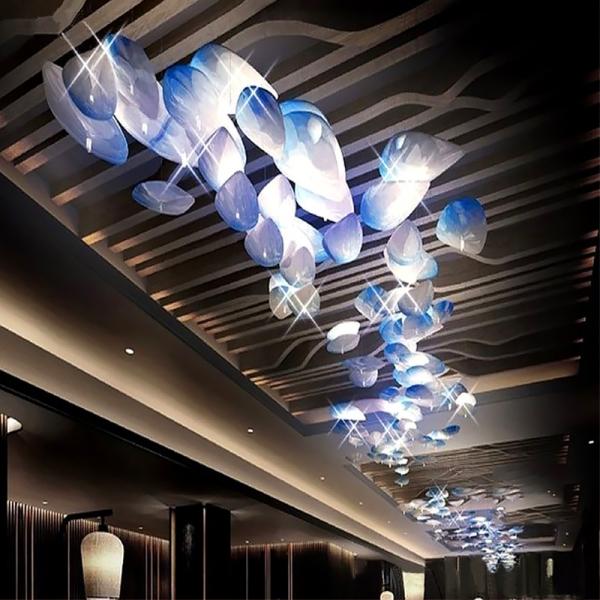 度假酒店灯具